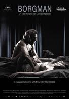 Borgman - Spanish Movie Poster (xs thumbnail)