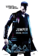 Jumper - Romanian Movie Poster (xs thumbnail)