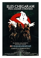Ghostbusters - Brazilian Movie Poster (xs thumbnail)