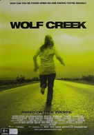 Wolf Creek - Australian Movie Poster (xs thumbnail)