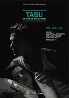 Tabu - Portuguese Movie Poster (xs thumbnail)