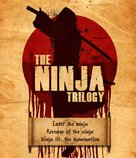 Enter the Ninja - British Movie Cover (xs thumbnail)