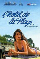 L'hôtel de la plage - French DVD movie cover (xs thumbnail)