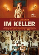 Im Keller - German Movie Poster (xs thumbnail)