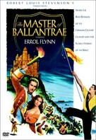 The Master of Ballantrae - DVD cover (xs thumbnail)