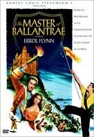 The Master of Ballantrae - DVD cover (xs thumbnail)