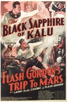 Flash Gordon's Trip to Mars - Movie Poster (xs thumbnail)