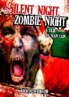 Silent Night, Zombie Night - DVD cover (xs thumbnail)