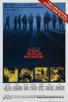 The Wild Bunch - Re-release movie poster (xs thumbnail)