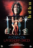 Terror House - Italian DVD cover (xs thumbnail)