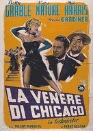 Wabash Avenue - Italian Movie Poster (xs thumbnail)