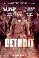 Detroit - British Movie Poster (xs thumbnail)