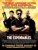 The Expendables - British Movie Poster (xs thumbnail)