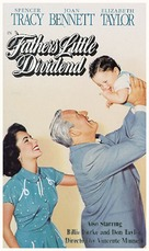 Father's Little Dividend - VHS cover (xs thumbnail)