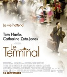 The Terminal - French Movie Poster (xs thumbnail)
