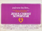 Jesus Christ Superstar - British Movie Poster (xs thumbnail)