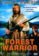 Forest Warrior - French DVD movie cover (xs thumbnail)