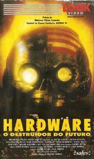 Hardware - Brazilian VHS cover (xs thumbnail)