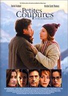 Petites coupures - French poster (xs thumbnail)