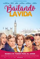 Finding Your Feet - Spanish Movie Poster (xs thumbnail)