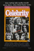 Celebrity - Theatrical movie poster (xs thumbnail)