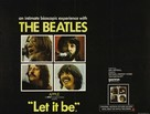 Let It Be - British Movie Poster (xs thumbnail)