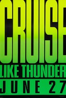 Days of Thunder - Movie Poster (xs thumbnail)