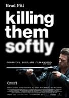 Killing Them Softly - Swiss Movie Poster (xs thumbnail)