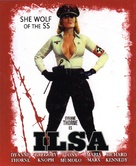 Ilsa: She Wolf of the SS - German Blu-Ray cover (xs thumbnail)