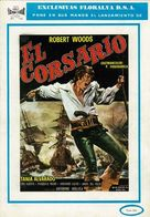 Il corsaro - Spanish poster (xs thumbnail)