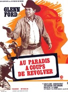 Heaven with a Gun - French Movie Poster (xs thumbnail)