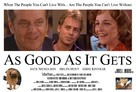 As Good As It Gets - poster (xs thumbnail)