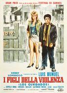 Los olvidados - Italian Movie Poster (xs thumbnail)