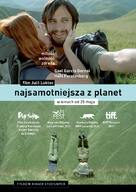 The Loneliest Planet - Polish Movie Poster (xs thumbnail)