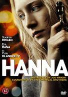 Hanna - Danish DVD movie cover (xs thumbnail)