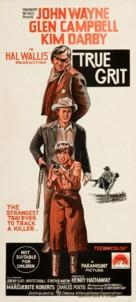 True Grit - Australian Movie Poster (xs thumbnail)