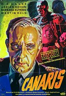 Canaris - German Movie Poster (xs thumbnail)