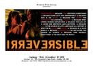 Irréversible - British poster (xs thumbnail)