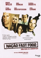 Fast Food Nation - Brazilian Movie Cover (xs thumbnail)