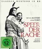 Chief Crazy Horse - German Movie Cover (xs thumbnail)