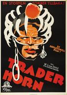Trader Horn - Swedish Movie Poster (xs thumbnail)