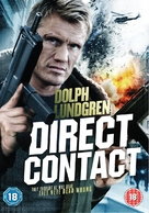 Direct Contact - British DVD movie cover (xs thumbnail)