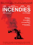Incendies - French Movie Poster (xs thumbnail)