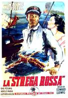 Wake of the Red Witch - Italian Movie Poster (xs thumbnail)