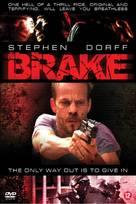 Brake - Dutch DVD movie cover (xs thumbnail)