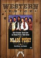 Young Guns - Czech DVD movie cover (xs thumbnail)