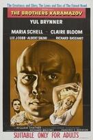 The Brothers Karamazov - Movie Poster (xs thumbnail)