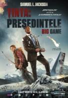 Big Game - Romanian Movie Poster (xs thumbnail)