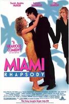 Miami Rhapsody - Movie Poster (xs thumbnail)