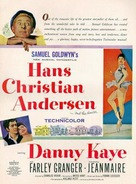 Hans Christian Andersen - Movie Poster (xs thumbnail)
